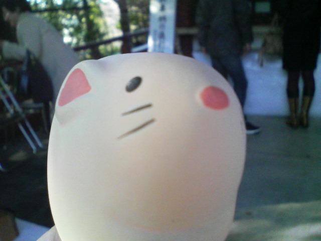 浅間神社に行ってきました